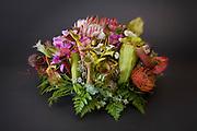 Tropical flowers Hawaii