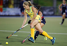 Auckland-Hockey, Four Nations, USA v Aust