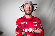 Adam Minoprio, Helmsman/Trimmer, CAMPER with Emirates Team New Zealand.
