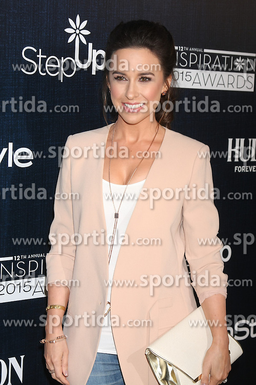 Lacey Chabert at the Step Up Women's Network 12th Annual Inspiration Awards, Beverly Hilton Hotel, Beverly Hills, CA 06-05-15. EXPA Pictures &copy; 2015, PhotoCredit: EXPA/ Photoshot/ Martin Sloan<br /> <br /> *****ATTENTION - for AUT, SLO, CRO, SRB, BIH, MAZ only*****