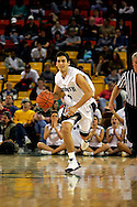 25 November 2005: Freshman guard for Monmouth University, Alex Nunner (2) in the 56-62 loss to South Carolina at the Great Alaska Shootout in Anchorage, Alaska