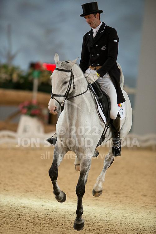 Spectator - Express Eventing - Horse World Live - ExCel London - 17 November 2012