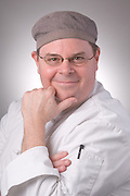 ?Matt Rappacelli.?Baker Center Executive Chef.?Played a big role in the International Dinner, passion for international cuisine