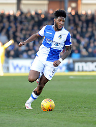 Ellis Harrison of Bristol Rovers - Mandatory by-line: Neil Brookman/JMP - 24/02/2018 - FOOTBALL - Memorial Stadium - Bristol, England - Bristol Rovers v Scunthorpe United - Sky Bet League One