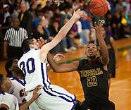 Hazelwood Central HS vs CBC HS boys' basketball