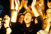 Crowd at Jackpot @ Subterania, London 1999