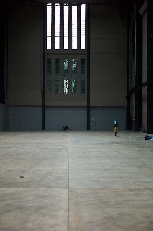 Tate Modern Turbine Hall, London 2011