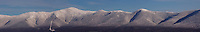 Mt Washington with early snow