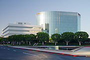 Oracle Tower in Irvine California
