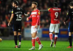 Matty Taylor of Bristol City- Mandatory by-line: Nizaam Jones/JMP - 29/12/2018 - FOOTBALL - Ashton Gate Stadium - Bristol, England - Bristol City v Rotherham United - Sky Bet Championship