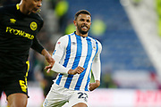 Fraizer Campbell of Huddersfield Town  during the EFL Sky Bet Championship match between Huddersfield Town and Brentford at the John Smiths Stadium, Huddersfield, England on 18 January 2020.