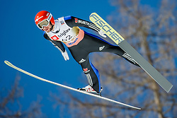 Markus Eisenbichler of Germany during the Ski Flying Hill Individual Qualification at Day 1 of FIS Ski Jumping World Cup Final 2018, on March 22, 2018 in Planica, Slovenia. Photo by Ziga Zupan / Sportida