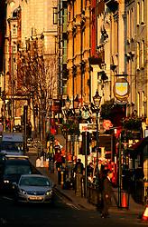 UK ENGLAND LONDON 1MAR07 - Wigmore Street in the Marylebone area, a wealthy part of central London.. . jre/Photo by Jiri Rezac. . © Jiri Rezac 2007. . Contact: +44 (0) 7050 110 417. Mobile:  +44 (0) 7801 337 683. Office:  +44 (0) 20 8968 9635. . Email:   jiri@jirirezac.com. Web:    www.jirirezac.com. . © All images Jiri Rezac 2007 - All rights reserved.
