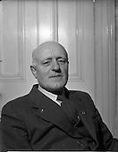 1952 - Dr. John J. McCann, Terenure