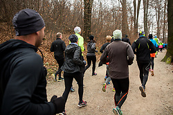 Priprave Ljubljanski maraton 2019, on January 5, 2018 in Tivoli, Ljubljana, Slovenia. Photo by Vid Ponikvar / Sportida