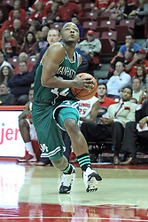 20 November 2013:  RaShawn Stores during an NCAA Non-Conference mens basketball game between theJaspers of Manhattan and the Illinois State Redbirds in Redbird Arena, Normal IL