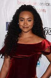 Genneya Dalton, at the 2016 TMA Heller Awards, Beverly Hilton Hotel, Beverly Hills, CA 11-10-16. EXPA Pictures &copy; 2016, PhotoCredit: EXPA/ Avalon/ Martin Sloan<br /> <br /> *****ATTENTION - for AUT, SLO, CRO, SRB, BIH, MAZ, SUI only*****