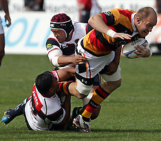 Auckland-Rugby-ITM Cup-North Harbour v Waikato