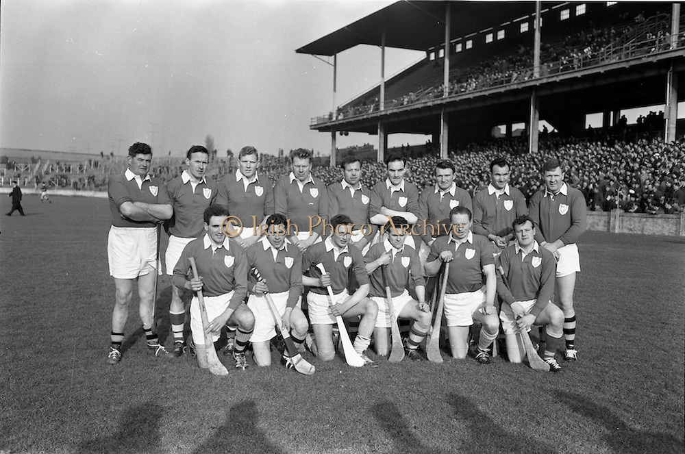24/02/1963<br /> 02/24/1963<br /> 24 February 1963<br /> Railway Cup Semi-Final: Leinster v Connacht at Croke Park, Dublin.<br /> Leinster team.