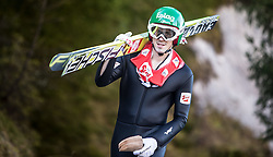 19.12.2014, Nordische Arena, Ramsau, AUT, FIS Nordische Kombination Weltcup, Skisprung, Training, im Bild Philipp Orter (AUT) // during Ski Jumping of FIS Nordic Combined World Cup, at the Nordic Arena in Ramsau, Austria on 2014/12/19. EXPA Pictures © 2014, EXPA/ JFK