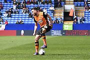 Hull City Midfielder, Robert Snodgrass on the ball during the Sky Bet Championship match between Bolton Wanderers and Hull City at the Macron Stadium, Bolton, England on 30 April 2016. Photo by Mark Pollitt.