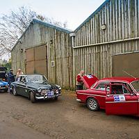Car 48 Rod Hanson Clare Grove Volvo 123GT