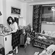 Hackney homeless 1980's