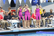 Event 20 - Women's 400 Medley Relay