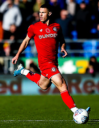 Tommy Rowe of Bristol City - Mandatory by-line: Robbie Stephenson/JMP - 10/11/2019 -  FOOTBALL - Cardiff City Stadium - Cardiff, Wales -  Cardiff City v Bristol City - Sky Bet Championship