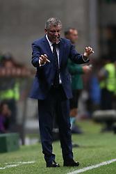 August 31, 2017 - Porto, Porto, Portugal - Portugal's head coach Fernando Santos during the FIFA World Cup Russia 2018 qualifier match between Portugal and Faroe Islands at Bessa Sec XXI Stadium on August 31, 2017 in Porto, Portugal. (Credit Image: © Dpi/NurPhoto via ZUMA Press)