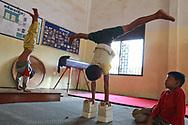 Phare Ponleu Selpak circus school<br /> Battambang, Cambodia