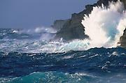 Oahu Coastline, Oahu, Hawaii, USA<br />