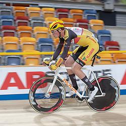 28-12-2018: Wielrennen: NK Baan: Apeldoorn<br />Dion Beukeboom