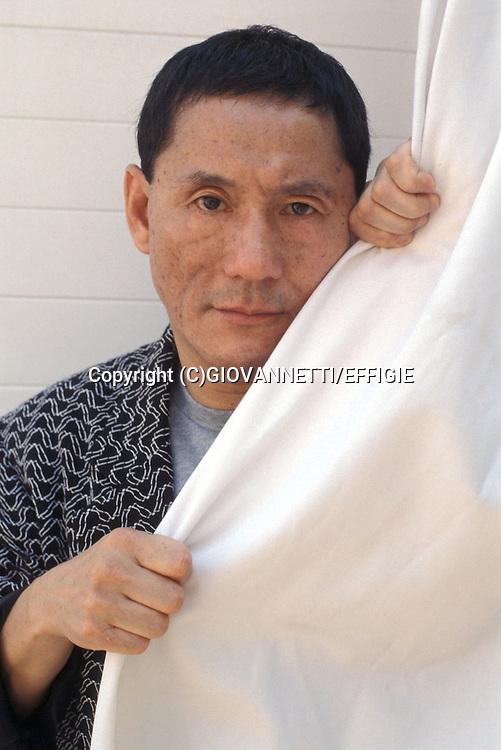 KITANO TAKESHI<br />(C)GIOVANNETTI/EFFIGIE
