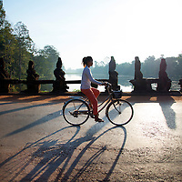 Angkor archeological complex, UNESCO Heritage Site, Siem Reap, Cambodia