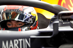 May 10, 2019 - Barcelona, Spain - Motorsports: FIA Formula One World Championship 2019, Grand Prix of Spain, ..#10 Pierre Gasly (FRA, Aston Martin Red Bull Racing) (Credit Image: © Hoch Zwei via ZUMA Wire)