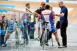GARRIDO MARQUEZ Victor Hugo, VEN, Individual Pursuit, 2015 UCI Para-Cycling Track World Championships, Apeldoorn, Netherlands