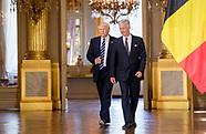 TRUMP IN BELGIE