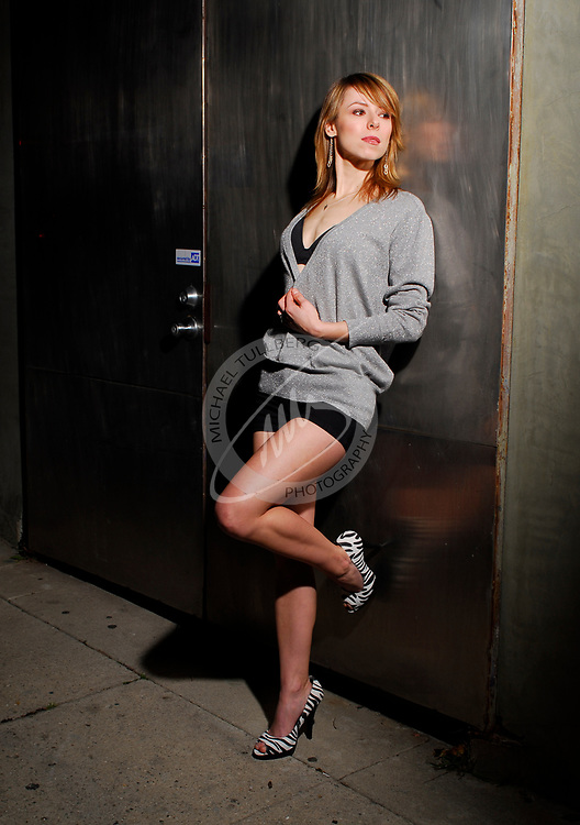 DJ Reid Speed, from a fashion photo shoot in Hollywood for KARMA magazine.