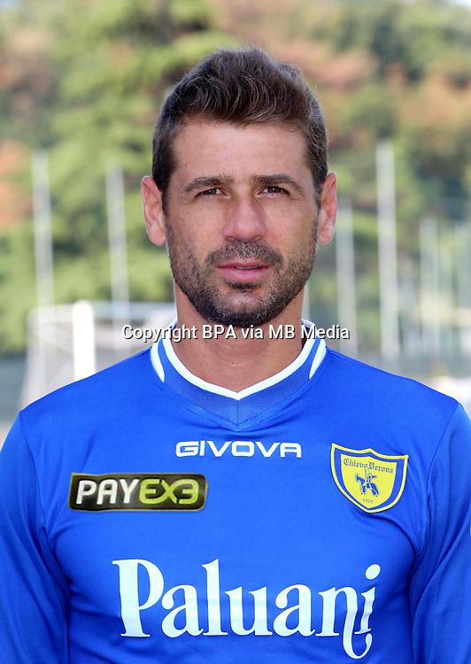 Italian League Serie A -2015-2016 / <br /> ( AC Chievo Verona  ) - <br /> Albano Benjamin Bizzarri &quot; Albano Bizzarri &quot;