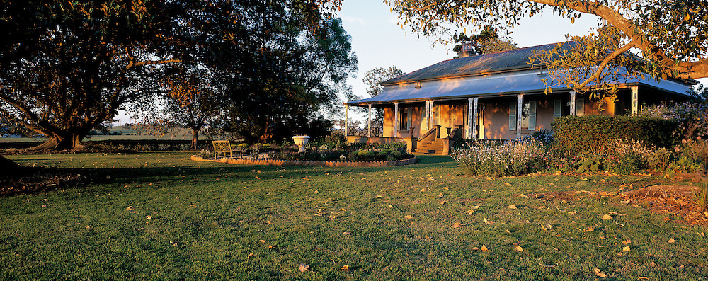 Colonial House and Garden, Hunter Valley, Australia