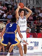 Eurobasket Turchia 2001 <br /> Italia-Bosnia<br /> Alex Righetti