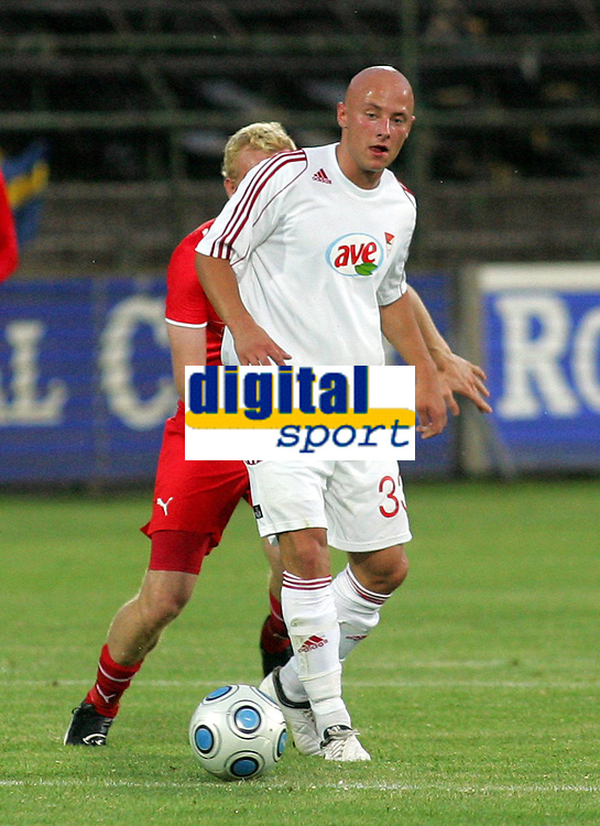 Fotball<br /> Ungarn<br /> Debrecen / Debreceni VSC<br /> Foto: imago/Digitalsport<br /> NORWAY ONLY<br /> <br /> 21.07.2009  <br /> Jozsef Varga Debreceni VSC
