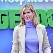 Kate Garraway attend the Shaun the Sheep Movie: Farmageddon, at ODEON LUXE on 22 September 2019,  London, UK.