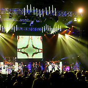September 25, 2013 - New York, NY:<br /> The band Earth, Wind & Fire performs at the Beacon Theatre in Manhattan on Wednesday night.<br /> CREDIT: Karsten Moran for The New York Times