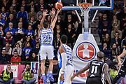 DESCRIZIONE : Beko Legabasket Serie A 2015- 2016 Dinamo Banco di Sardegna Sassari - Obiettivo Lavoro Virtus Bologna<br /> GIOCATORE : Rok Stipcevic<br /> CATEGORIA : Tiro Penetrazione Sottomano Controcampo<br /> SQUADRA : Dinamo Banco di Sardegna Sassari<br /> EVENTO : Beko Legabasket Serie A 2015-2016<br /> GARA : Dinamo Banco di Sardegna Sassari - Obiettivo Lavoro Virtus Bologna<br /> DATA : 06/03/2016<br /> SPORT : Pallacanestro <br /> AUTORE : Agenzia Ciamillo-Castoria/L.Canu