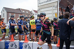 Alexis Ryan at Boels Rental Ladies Tour Stage 4 a 121.4 km road race from Gennep to Weert, Netherlands on September 1, 2017. (Photo by Sean Robinson/Velofocus)