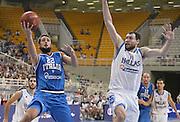 ATENE 29/08/2013<br /> AKROPOLIS CUP  ITALIA-GRECIA<br /> NELLA FOTO MARCO BELINELLI<br /> FOTO CIAMILLO