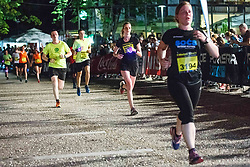 10km run at 12th Nocna 10ka 2018, traditional running around Bled's lake, on July 14, 2018 in Bled, Slovenia. Photo by Grega Valancic / Sportida
