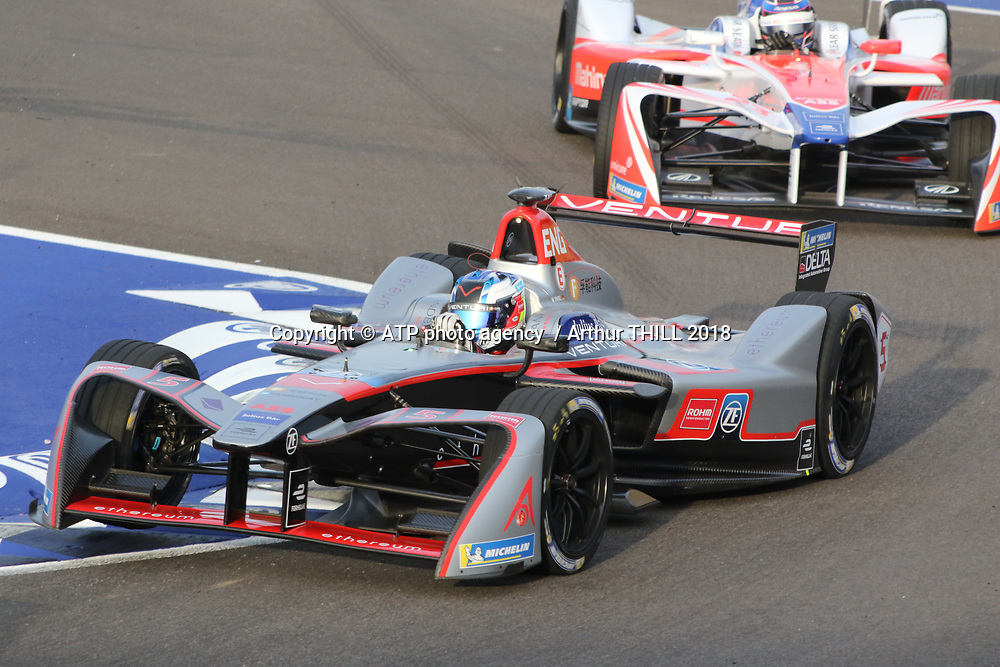 5, Maro Engel (GER) - Venturi Formula E Team, Venturi VM200-FE-03<br /> E-Prix, FIA Formula E, Formula E Grand Prix in Marrakesh, Morocco on 13 January 2018. Circuit International Automobile Moulay El Hassan -  Formel E, Elektro e-prix Autorennen, Marrakesch, Marokko, Maroc, <br /> fee liable image, copyright@ ATP Arthur THILL
